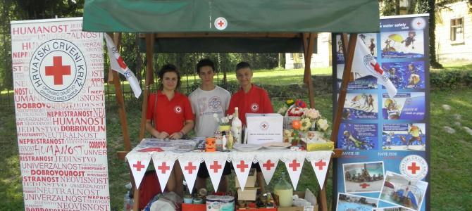 Aktivnosti Crvenog križa Darda u lipnju