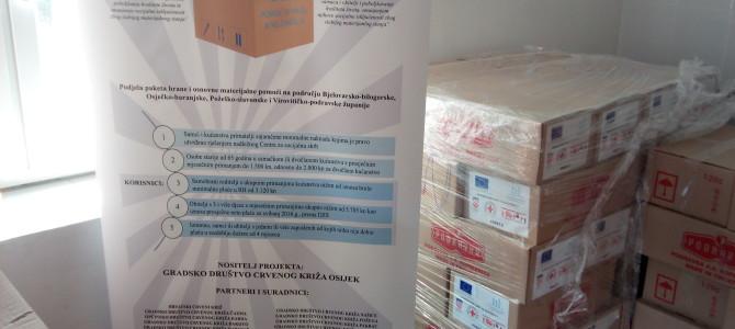 Humanitarni paket za Slavoniju 1